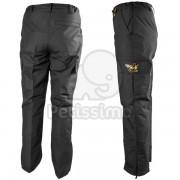 Julius-K9 pantaloni rezistent la apă, negru 38 (10UHSW+38)