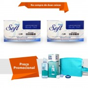 Clear Soft Mensal Com Kit Renu Sensitive