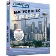 Pimsleur English for Russian Speakers Quick & Simple Course - Level 1 Lessons 1-8 CD by Pimsleur Language Programs