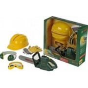 Banc de lucru Klein Bosch Chainsaw With Helmet and Gloves