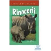 Animale in pericol - Rinocerii