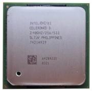SL7JV Processeur Intel Celeron D SL7JV - 2.4 GHz - Socket 478