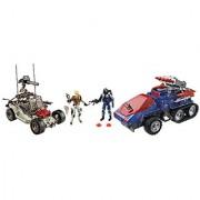 G.I. Joe Desert Duel Vehicles with Action Figures - Exclusive
