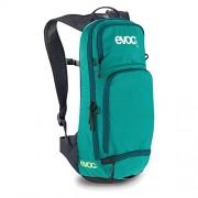 EVOC CC 10l - Sac à dos léger Perfomance 10 Litres + Poche à Eau 2 Litres - Vert Vert vert 20 x 10 x 50 cm