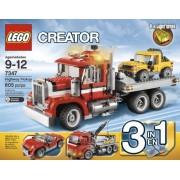 LEGO Creator Highway Pickup 805pieza(s) - juegos de construcción (Multicolor)