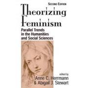 Theorizing Feminism by Anne C. Herrmann