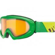 Máscara Uvex cevron green mat dl/lgl