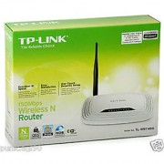 TP-LINK TL-WR720N V1 150Mbps 1-WAN 2-LAN port Wireless N Router WiFi wi fi
