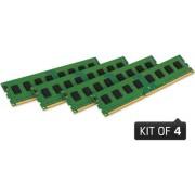 Memorii Kingston ValueRam DDR 3 4x8GB, 1600 MHz, CL11