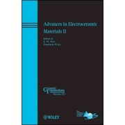 Advances in Electroceramic Materials II by ACerS (American Ceramic Society)