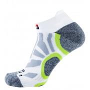 Modyf Chaussettes De Travail Modyf Sneaker Blanc/vert