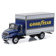 2013 International Durastar 4400 Good Year Delivery Truck HD Trucks Series 5 1 64 by Greenlight 33050 B