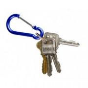 Karabina na klíče 47 mm, Barva Modrá