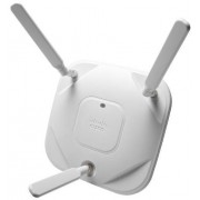 Access Point Wireless Cisco AIR-CAP1602E-E-K9, Gigabit, Dual Band, 300 Mbps, 3 Antene externe