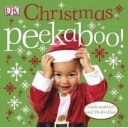 Christmas Peekaboo by DK Publishing