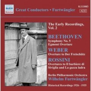 Beethoven/ Weber - Early Recordings Vol.2 (0747313300327) (1 CD)