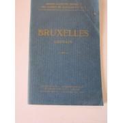 Guides Illustrés Michelin Des Champs De Bataille (1914-1918)- Bruxelles Louvain