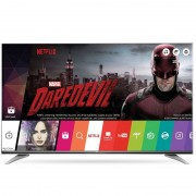 Televizor LG LED Smart TV 55 UH7507 139cm 4K Ultra HD Grey
