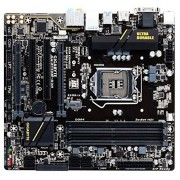 Gigabyte GA-B150M-D3H Carte mère Intel Micro ATX Socket 1151