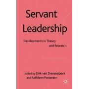 Servant Leadership by Dirk Van Dierendonck