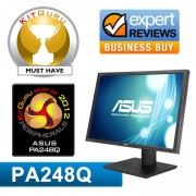 "Asus PA248Q 24"" Ips Led Lcd Hdmi Monitor"