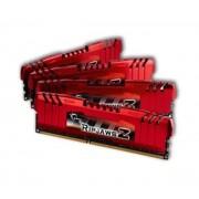 16 GB g. Skill DDR3 PC3-14900 RipjawsZ Series pour Intel X 79 (9-10-9-28) Quad Channel kit 4x4GB