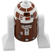 R7-D4 Astromech Droid - LEGO Star Wars 2 Tall Minifigure