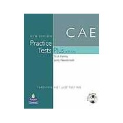 CAE Practice Tests Plus with key New Edition