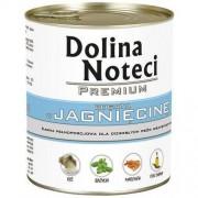 DOLINA NOTECI premium dla psa - puszka 800 g JAGNIĘCINA
