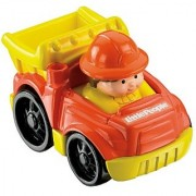 Fisher Price Little People Wheelies Vehicle DUMP TRUCK