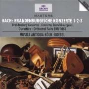 J.S. Bach - Brandenburg Concert1 (0028944728729) (1 CD)