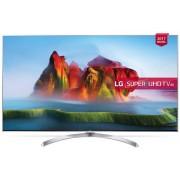 "Televizor Super UHD LG 125 cm (49"") 49SJ810V, Ultra HD 4K, Smart TV, webOS 3.5, WiFi, CI + Serviciu calibrare profesionala culori TV"
