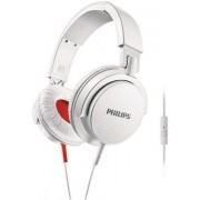 Casti Stereo Philips SHL3105WT, Microfon (Alb)