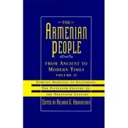 The Armenian People from Ancient to Modern Times: The Dynastic Periods: From Antiquity to the Fourteenth Century Volume I by Richard G. Hovannisian