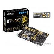 Placă de bază Asus B85-PRO GAMER LGA1150