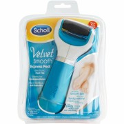 Pila electrica Scholl Velvet Smooth