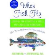 When Fish Fly by John Yokoyama