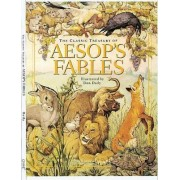 The Classic Treasury of Aesop's Fables by Aesop