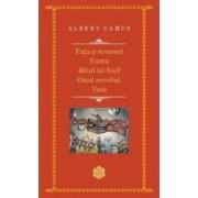 Fata si reversul nunta Mitul lui Sisif Omul revoltat Vara Rao clasic - Albert Camus