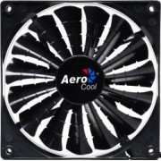 Ventilator Aerocool Shark Black 12 cm