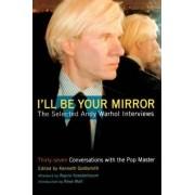 I'll Be Your Mirror by Kenneth Goldsmith