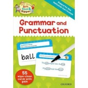 Oxford Reading Tree Read with Biff, Chip and Kipper: Grammar and Punctuation Flashcards by Roderick Hunt