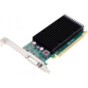 PNY Quadro NVS 300 DVI PCI-E x16 LowProfile 512MB GDDR3 64bit DSM59 Dual DVI-I SL for Windows 7/Vista/XP/2000 Linux RTL