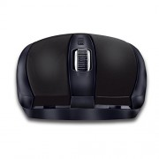 iBall Advanced Optical Wireless Mouse FREEGO G18 - Black+DarkSilver