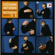 Giovanni Antonini - Beethoven: Sinfonien 5 & 6 (0886976481629) (1 CD)