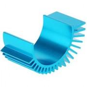 Magideal 7012 Motor Heat Sink For 1/10 Hsp Rc Car 540/550 3650 Motor Blue