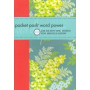 Pocket Posh Word Power: 120 Job Interview Words You Should Know by Wordnik