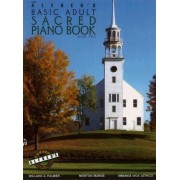 Alfred's Basic Adult Piano Course Sacred Book, Bk 2 by Willard Palmer