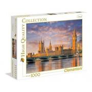 Clementoni - 39269.8 - Puzzle Collection High Quality - 1000 Pièces - Maison du Parlement - Londres