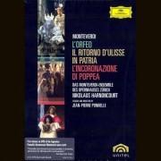 Nikolaus Harnoncourt - Monteverdi Opera (0044007342787) (3 DVD)